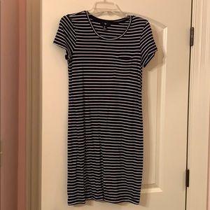 Gap Pocket T Shirt Dress